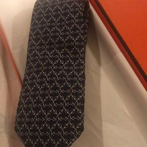 Hermes Accessories - Men's tie Hermès